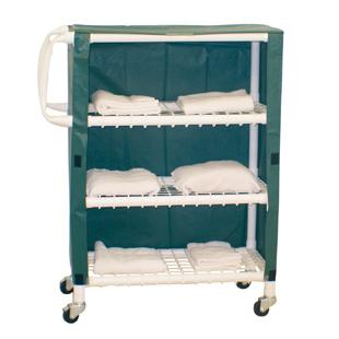 PVC Linen Carts