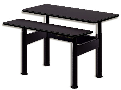 Twin-Lift Desks