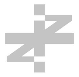Single Bag PVC Hamper with Front Zipper / Foot Pedal
