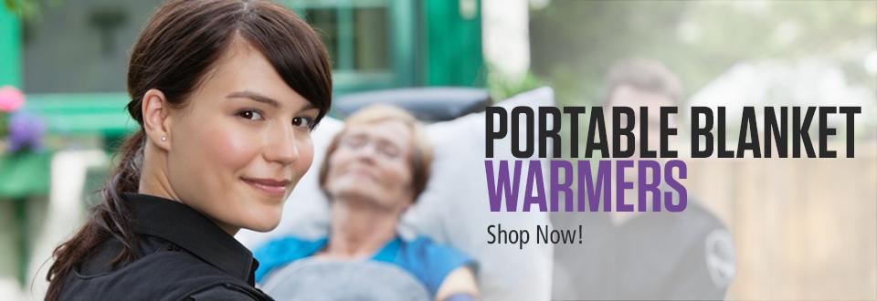 Portable Blanket Warmers