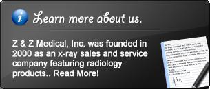 About Z&Z Medical