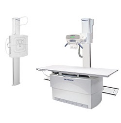 Floor Mounted X-Ray Systems