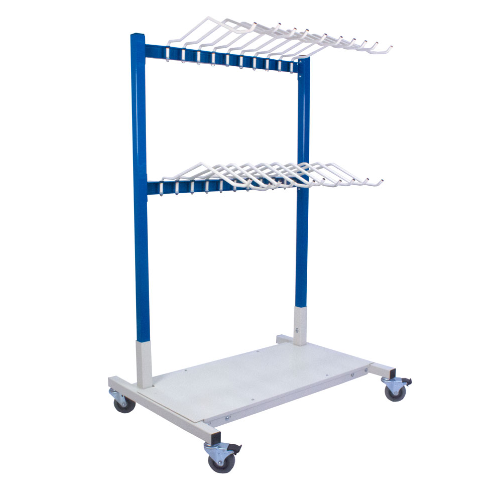 Mobile X-Ray Lead Apron Rack